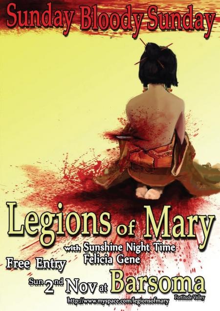 Legions of Mary