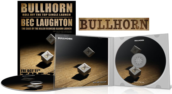 Bullhorn band design package