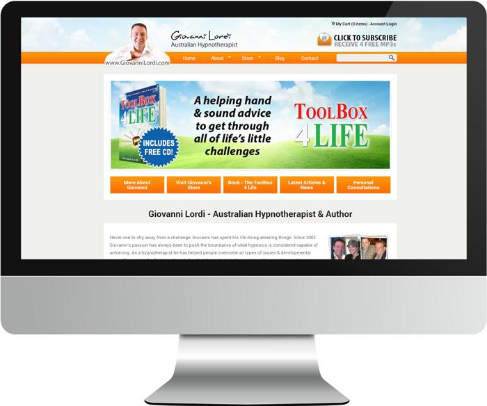 Giovanni Lordi website
