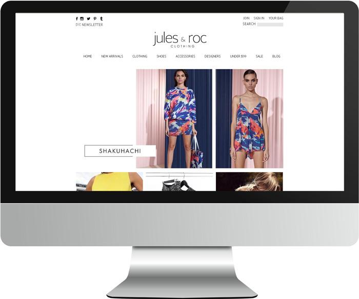 JulesRoc.com.au screenshot