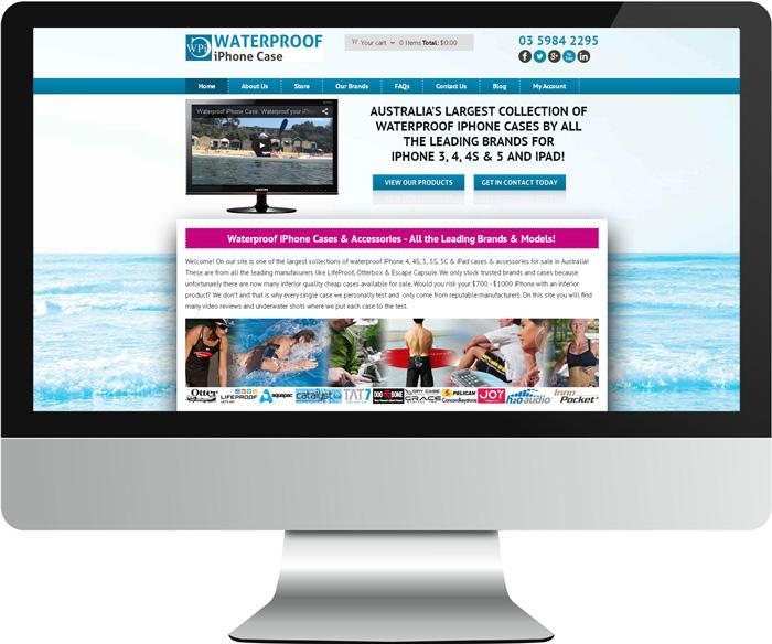 Waterproofiphonecase.com.au