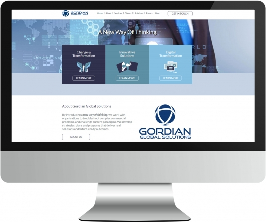 Gordian website