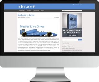Skewed.com.au website